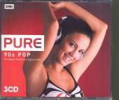 VARIOUS  - 3xCD PURE 90S POP