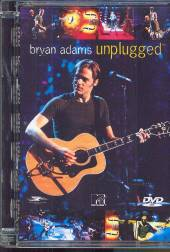 ADAMS BRYAN  - DVD MTV UNPLUGGED
