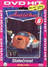 FILM  - DVP Autíčka 6 (Auto B-Good) DVD