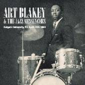 BLAKEY ART & JAZZ MESSEN  - 2xCD RUTGERS UNIVERSITY,..