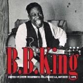 B B KING  - CD UNITED WESTERN RE..