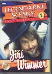 WIMMER JIRI  - DVD LEGENDARNI SCENKY