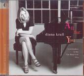 KRALL DIANA  - CD ALL FOR YOU