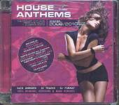 HOUSE ANTHEMS WINTER..  - CD VARIOUS ARTISTS