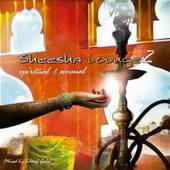 SHEESHA LOUNGE 2 VARIOUS  - CD SHEESHA LOUNGE 2