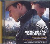 SOUNDTRACK  - CD BROKEBACK MOUNTAIN