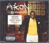 AKON  - CD KONVICTED