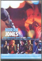 DV Norah jones & the handsome band with dol DV Norah jones & the handsome band with dol Live in 2004 [dvd video]