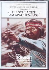 CHANDLER JEFF / LUND JOHN  - DVD SCHLACHT AM APACHEN- PASS, DIE