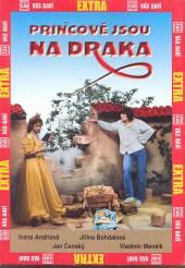 FILM  - DVP Princové jsou na draka DVD