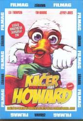 FILM  - DVP Kačer Howard DVD (Howard the Duck)