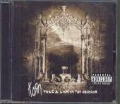 KORN  - CD TAKE A LOOK IN THE MIRROR