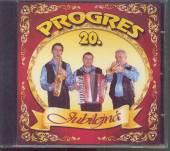 PROGRES  - CD 20. JUBILEJNA