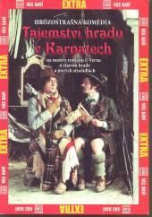 FILM  - DVP Tajemství hradu v Karpatech DVD
