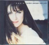 BASIA  - CD LONDON WARSAW NEW YORK
