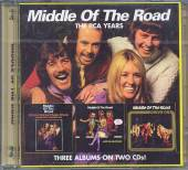 MIDDLE OF THE ROAD  - CD THE RCA YEARS