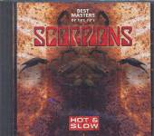 SCORPIONS  - CD HOT & SLOW - BEST MASTERS OF T