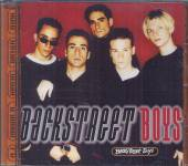 BACKSTREET BOYS  - CD BACKSTREET BOYS