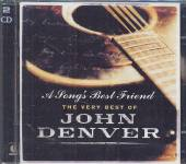 DENVER JOHN  - CD A SONG'S BEST FRIEND