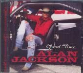 JACKSON ALAN  - CD GOOD TIME