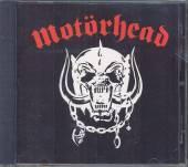 MOTORHEAD  - CD MOTORHEAD