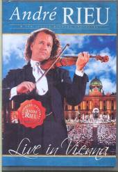 RIEU ANDRE  - DVD LIVE IN VIENNA