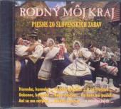 VARIOUS  - CD RODNY MOJ KRAJ