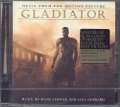 SOUNDTRACK  - CD GLADIATOR