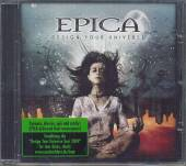 EPICA  - CD DESIGN YOUR UNIVERSE