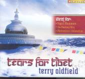 OLDFIELD TERRY  - CD TEARS FOR TIBET