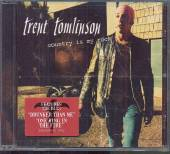 TOMLINSON TRENT  - CD COUNTRY IS MY ROCK