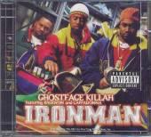 GHOSTFACE KILLAH  - CD IRONMAN