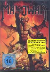 MANOWAR  - DVD HELL ON EARTH V (2DVD)