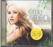 OSMENT EMILY  - CD ALL THE RIGHT WRONGS