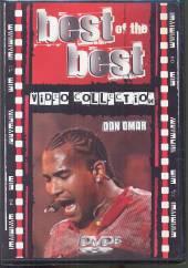 OMAR DON  - DVD BEST OF THE BEST VIDEOS [region 1]