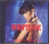 SOUNDTRACK  - CD STRIPTEASE