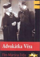 FILM  - DVP Advokátka Věra DVD