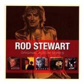 STEWART ROD  - 5xCD ORIGINAL ALBUM SERIES