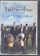 BACKSTREET BOYS  - DVD NEVER GONE - VIDEOS