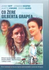 FILM  - DVD Co žere Gilbert..