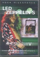 LED ZEPPELIN  - DVD ROCK MILESTONES: IV = DVD =