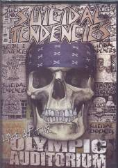 SUICIDAL TENDENCIES  - DVD LIVE AT THE OLYMPIC AUDITORIUM