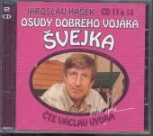 VYDRA VACLAV  - 2xCD OSUDY DOBREHO V..
