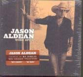 ALDEAN JASON  - CD WIDE OPEN
