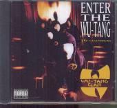 WU-TANG CLAN  - CD ENTER THE WU-TANG