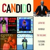 CANDIDO  - 2xCD LATIN FIRE/IN..