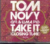 NOVY TOM & LIMA  - CM TAKE IT (CLOSING.. -4TR-