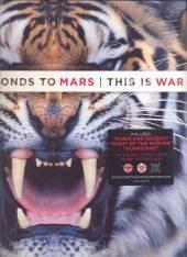 30 SECONDS TO MARS  - 3xLCD THIS IS WAR '2009 (2LP+CD)