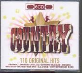 ORIGINAL HITS COUNTRY / VARIOU..  - CD ORIGINAL HITS COUNTRY / VARIOUS