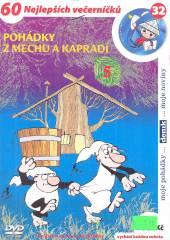 FILM  - DVP Pohádky z mechu a kapradí 5 DVD